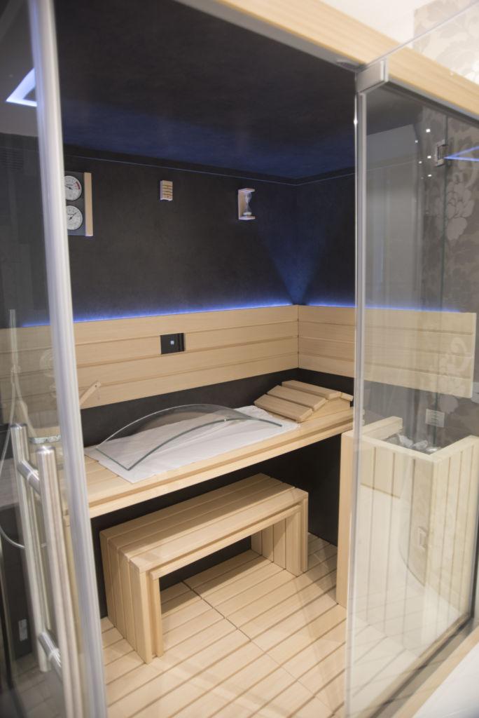 domotica sauna