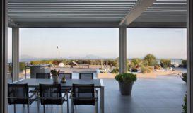 tende sole reclinabili terrazzo