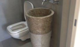 lavabo a vaso bagno