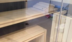 ristrutturazione bagno sauna